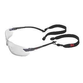 3M 2820 Classic Clear Lens Safety Specs