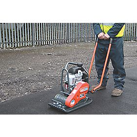 Belle PCLX 320 Petrol Powered 3hp Compaction Plate