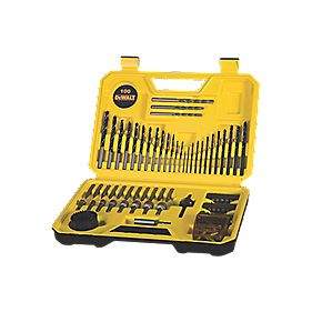 DeWalt DT71563-QZ Combination Drill Bit Set 100 Pieces