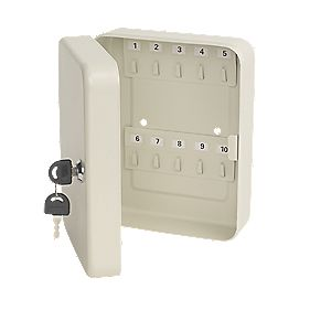 20-Hook Key Cabinet Safe