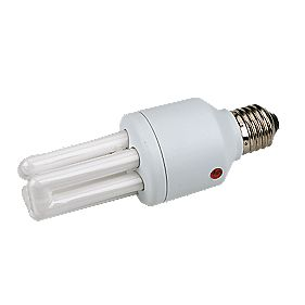 Osram ES Night Sensor Lamp ES 450Lm 15W