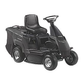 Titan TTK550LWM 6.5hp 196cc Petrol Ride-On Mower with Key-Start
