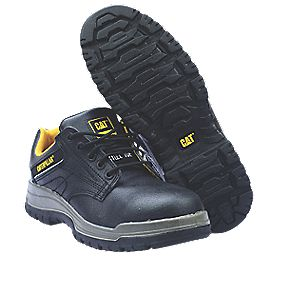Caterpillar Dimen Lo Black Safety Shoes Size 6