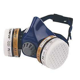 JSP Tradesman 2 28 Day Half Mask A1P2