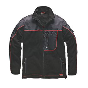 "Makita Makita AVT Fleece Black X Large 48-50"" Chest"