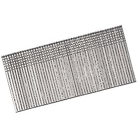 Finish Brad Nails Galvanised 16ga 38mm Pack of 2500