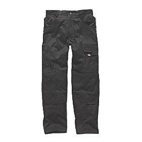 """Dickies Redhawk Pro Trousers Black 36"""" W 32"""" L"""
