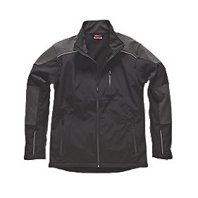 Makita Makita Makforce Jacket Chest Black Medium 40-42""