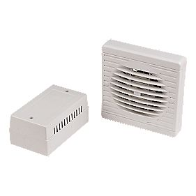 Manrose Axial 20W Bathroom Fan IP44