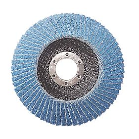 Zirconium Flap Disc 115mm 60 Grit