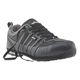 Site Strata Safety Trainers Black Size 11