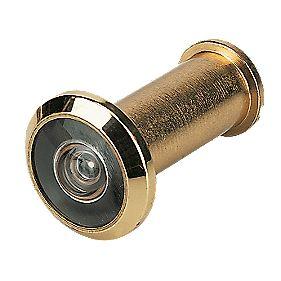 Door Viewer Brass