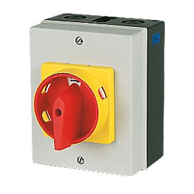 IP65 Isolator Switch 25A