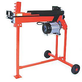 FM10T Duocut 52cm Hydraulic Log Splitter 2200W