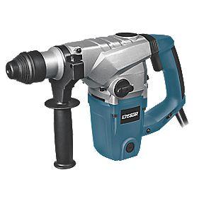 Erbauer ERB575DRH 6kg SDS Plus Hammer Drill 240V & 25 Piece Bit Set