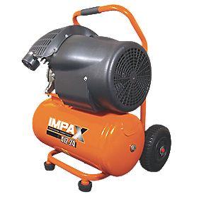 IMPAX IM412-24L 24Ltr Compressor 230V