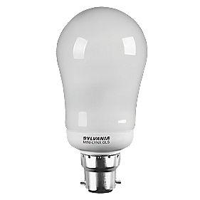 Sylvania GLS Compact Fluorescent Lamp BC 11W