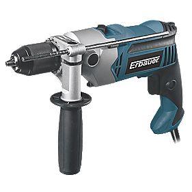 Erbauer ERB565DRL 800W Percussion Drill 240V