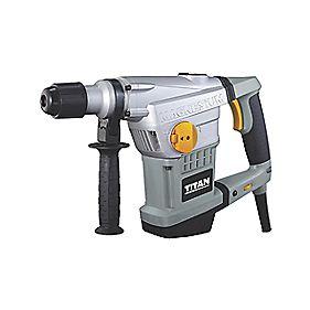 Titan TTB572SDS 6kg SDS Max Drill / Chisel 110V