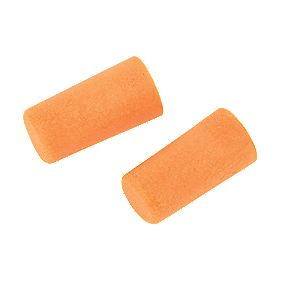 35dB Disposable Foam Ear Plugs Pack of 5 Pairs