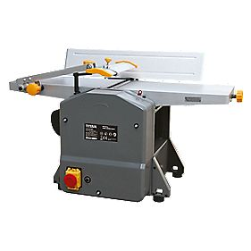 Titan TTB579PLN 204mm Planer Thicknesser 230V