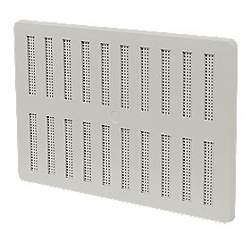 Manrose Adjustable Vent White 229mm x 152mm