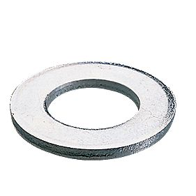 Flat Washers BZP M6 Pack of 100