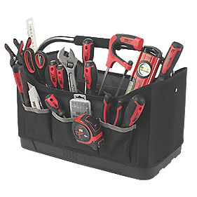 Forge Steel General Tool Kit 56 Piece Set
