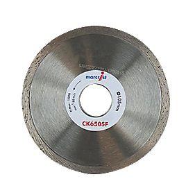 Marcrist CK650SF Diamond Tile Blade 105 x 22.2mm
