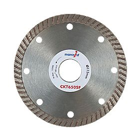 Marcrist CKT650SF Turbo Diamond Tile Blade 115 x 22.2mm
