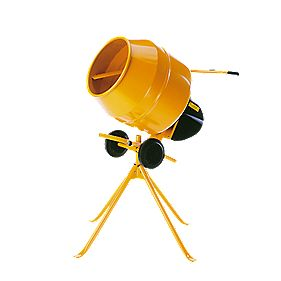 Belle Group Minimix 130 Tip Up Concrete Mixer 230V