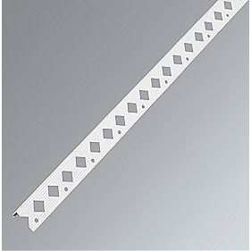 Internal Stop Plasterers Beads 12mm x 3m Pack of 5
