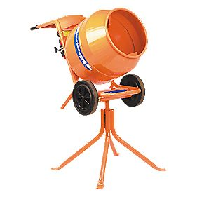 Belle Group Minimix 150 Elec. Concrete Mixer 110V