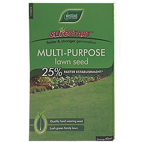 Surestart Surestart Multi-Purpose Lawn Seed 40m²