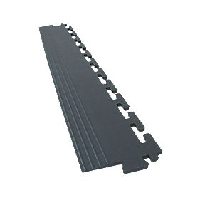 Tough-Lock Eco Floor Edges Black Pack of 4