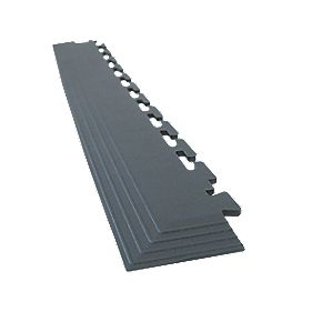 Tough-Lock Eco Floor Corner Edges Black Pack of 4