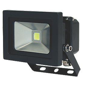 XQ Lite XQ-Lite LED Energy Saving Floodlight 10W Black