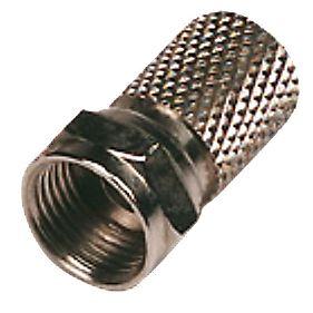 Labgear Alpha Coaxial F Plug Pk 10 B