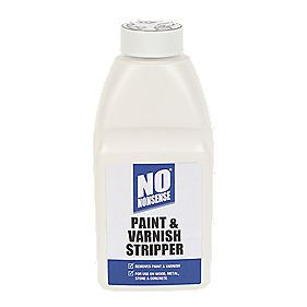 No Nonsense Paint & Varnish Stripper 500ml