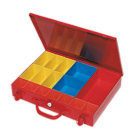 Midi Case 16 Compartments 270 x 66 x mm