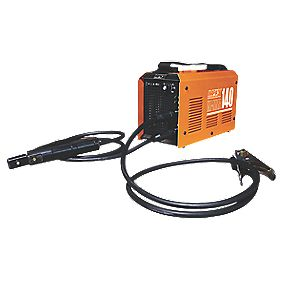 Impax IM-MMA140 / 40 / 140 140A Inverter MMA Welder with PFC 240V