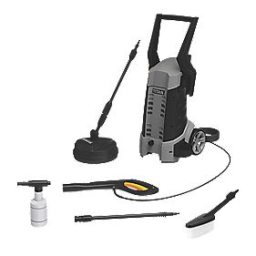 Titan TTB536PRW 120bar Pressure Washer 1.5kW 230V