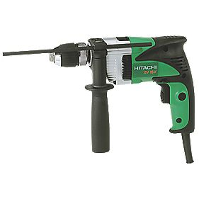 Hitachi DV16V/J6 590W Percussion Drill 230V