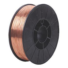 Impax Mild Steel MIG Wire 0.8mm 5kg