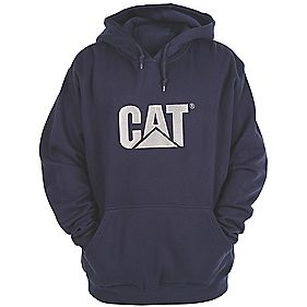 CAT CW10646 Trademark Sweatshirt Navy XL