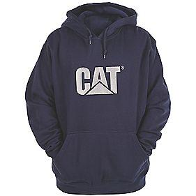 CAT CW10646 Trademark Sweatshirt Navy XL