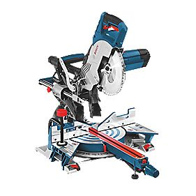 Bosch Professional GCM 8 SJL 216mm Single Bevel Sliding Mitre Saw 240V