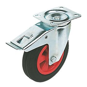 Industrial Castors 200mm Diameter