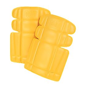 Caterpillar Knee Pad Inserts Yellow