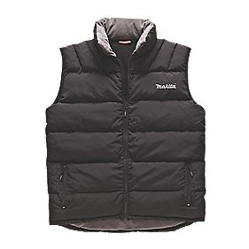 Dickies Makita MM4 Bodywarmer Black XX Large 52-54""